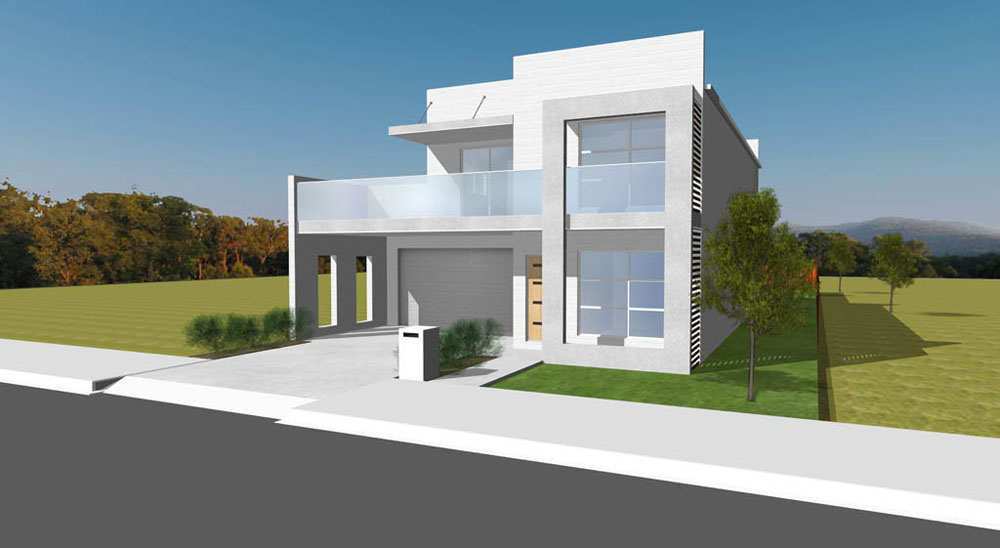 Tilt wall home plans home design and style for Precast concrete home designs